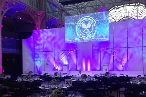 Royal Opera House hosts Wimbledon Champions Dinner 2014
