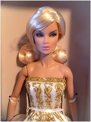 New girl Vanessa chameleon (frlottie) Tags: 2016 supermodel royalty fashion toys integrity dolls doll convention chameleon perrin vanessa