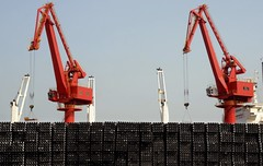 China says EU duties on Chinese language metal are unfair (majjed2008) Tags: china chinese duties says steel unfair