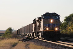 UP 5964 (CC 8039) Tags: up trains ac44cw round grove illinois