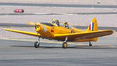 Fairchild PT-26-FA Cornell I RAF EW400 N9165H 'Amazing Grace' (ChrisK48) Tags: amazinggrace aircraft airplane cornelli dvt fairchildpt26fa kdvt m62a3 n9165h phoenixaz phoenixdeervalleyairport rafew400 usaaf4419347 cnt434459
