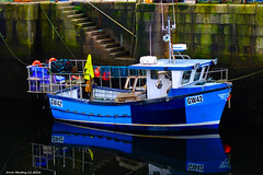 Scotland Greenock docks a crab and shrimp fishing boat called Endurance GW42 7 September 2016 by Anne MacKay (Anne MacKay images of interest & wonder) Tags: scotland greenock docks crab shrimp fishing boat endurance gw42 xs1 7 september 2016 picture by anne mackay