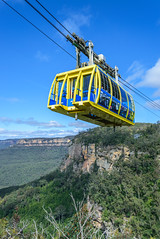Scenic Skyway, Scenic World, Katoomba (stephenk1977) Tags: australia newsouthwales nsw katoomba bluemountains scenic world skyway cable car jamisonvalley falls view ride attraction nikon d3300