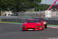 Sport & Collection 2012 - Ferrari F40 (Deux-Chevrons.com) Tags: ferrarif40 ferrari f40 supercar sportcar exotic exotics gt prestige voiture auto automobile automotive car coche luxury sport sportive france poitiers sportcollection collection circuit race racing