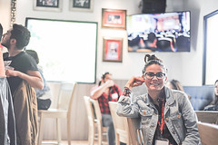 CreativeMornings/Bogot with scar Mndez (CreativeMornings/Bogot) Tags: creativemornings creative cmbog charla creatividad colombia creativo community conferencia comunidad creation creacin creativa creativity creativemorningsbogot colectivo happiness happy history historia hard rock mornings meeting magic magia arquitectura people photography plstico coffee comida coworking construccin