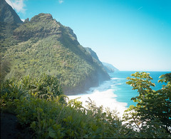 Kauai (minka6) Tags: mamiya7ii kauai napali hawaii mediumformat film