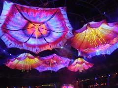 Le Rêve (kenjet) Tags: lerêve theatre theater ceiling pattern color colors pretty beautiful vegas show lasvegas nevada