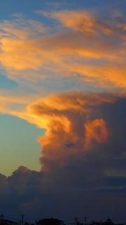 Ελαφονησος ηλιοβασιλεμα P1130504