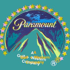 """ Paramount "" 1985 by Andy Warhol / Pop Art (lalek72.popart) Tags: paramount andywarhol artprint art fineart popart popartculture"