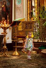 (natshv) Tags: moscow russian church girl shawl natshv christening littlegirl people