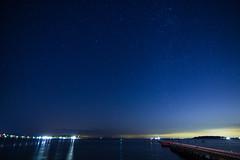 Tateyama city / Canon EOS 60D TOKINA AT-X 116 PRO DX 11-16mm F2.8 (telenity) Tags: japan tateyama landscape night sky tokina star eos60d