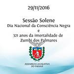 Sessão Solene - 29/11/2016
