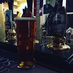 After a cold night at Orford taking photographs of the stars a pint of Adnams ghost at the Crown at Snape is very welcome – FoyersPhotography (Bob Foyers) Tags: wordpress foyersphotography