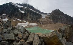 mount edith cavell and angel glacier II (DeCo2912) Tags: mount edith cavell angel glacier jasper national park canada alberta samyang 8mm walimex