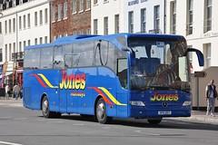 Jones XFV 257 (johnmorris13) Tags: jonesholidays xfv257 mercedes tourismo coach