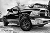 The Beast (ScopiePhotography) Tags: ram blackandwhite photography mountains banff beautiful hdr easyhdr black white chrome blackrims ramculture