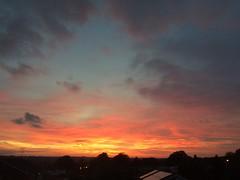 October Sunset over Suffolk (Ian Press Photography) Tags: october sunset over suffolk sun set