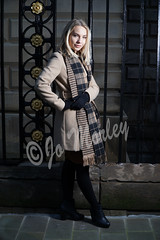 Untitled (Jo_Morley) Tags: pretty girl outside photography model liverpool blonde pose posing united kingdom unitedkingdom flash portrait england britain british outdoor photoshop watermark woman exposure environment contrast fashion bright light lights sony