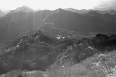 Chine - Muraille Badaling - 2006 -5