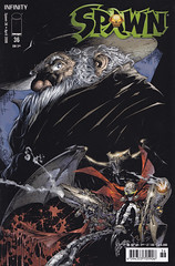 Spawn 36 (micky the pixel) Tags: comics comic horror heft imagecomics infinityverlag toddmcfarlane gregcapulla spawn