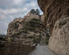 Monastero Agios Nikolaos (Tati@) Tags: meteora monastery stnicholasanapausas thessaly kalampaka