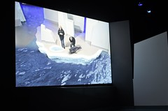 Interactive Art (t0mmagli0) Tags: antarctic experience phillip island australia interactiveart interactive art exhibit museum