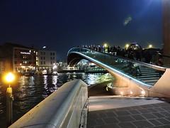 Ponte della Costituzione, Venice
