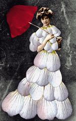 Ptalos de Mujer (Alethia) Tags: mujer petalos antigua flores flor vintage amapola