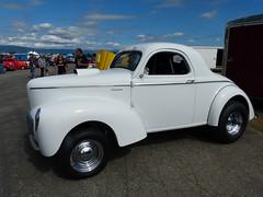 1941 Willys (bballchico) Tags: 1941 willys dragcar racecar gasser carshow 1940s davidaverill 206 washingtonstate arlingtonwashington