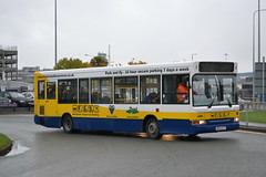 Manchester Airport SN53ETT (Will Swain) Tags: manchester airport 29th october 2016 bus buses transport travel uk britain vehicle vehicles county country england english north west south city sn53ett former go ahead london ldp238