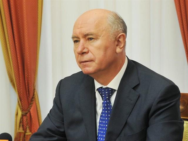 Самарский губернатор Меркушкин провел ряд рабочих встреч