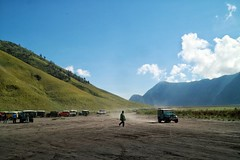 Bromo Savannah  #landscape #eosm3  #bromo #indonesia #indonesia_greatshot #mirrorless (agilwinedhar) Tags: landscape bromo mirrorless indonesiagreatshot indonesia eosm3