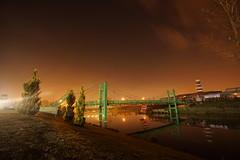 DSC08483 (cemilÖzenli) Tags: eskişehir fener adası gaga yaya köprüsü porsuk sonbahar pedestrian bridge sunrise autumn