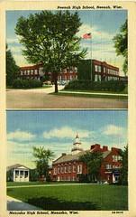 P-60-S-138 (neenahhistoricalsociety) Tags: neenahhighschool menashahighschool schools shattuck highschool
