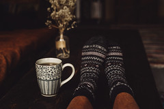 those lazy November days (the girl who made it on her own) Tags: ronakeller rona tea acupoftea autumn november thoselazynovemberdays redtights feet headless newsocks cosysocks comfortableclothes happyheart findingcomfort thoseautumndays autumndays cosiness homey