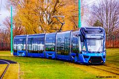 Modertrans Moderus Gamma LF 01 AC #500 (ukasz Janowicz) Tags: modertrans moderus gamma lf01ac tramwaj tram strassenbahn 500