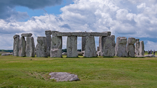 Stones - At Stonehenge