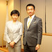 Meeting with Mr. Kiyoshi Odawara, Parliamentary Vice-Minister for Foreign Affairs