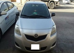 Toyota - Yaris - 2009  (saudi-top-cars) Tags: