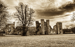 Cowdray House, Midhurst (leonardcox304) Tags: elements cowdrayhouse midhurst ruin