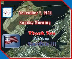 History Pearl Harbor 12 7 1941 Thank You (Monte Mendoza) Tags: pearlharbor 1271941 infamy wwii worldwarii ww2 sacrifice military usarmy usnavy usmarines powerpoint thankyou history ushistory
