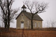 District 34 (5) (d-i-g-i-f-i-x) Tags: school old stone ks kansas prairie peabody marion bichet oneroom 1896