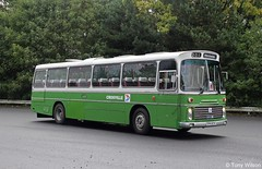 NBC Crosville ERL 267 Bristol RE - ECW body 1 (Copy) (focus- transport) Tags: nbc national bus company bristol vr re ecw eastern coachworks mcw metrobus leyland leopard marshall volvo ailsa olympian united trent ribble pmt northern midland red maidstone district eyms md crosville atlantean