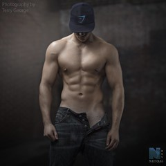 Oscar Knowels NFM (TerryGeorge.) Tags: oscar knowels nfm natural fitness models abs six pack workout toned underwear 6 shirtless model gay sexy naked ripped teamm8 terry george