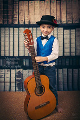 Jazzing all around! (MissSmile) Tags: misssmile child children kids portrait adorable sweet fairytale memories studio art artistic creative