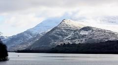 Snowdonia Mountains (Kath Williams) Tags: 2015 mountains snow lakes nature wales snowdonia gwynedd climbing