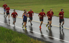 Special Olympics Torch Run (City of Harrisonburg) Tags: virginia police event law olympics harrisonburg