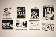Andy Warhol - 15 Minutes Eternal (Shanghai) (8) (evan.chakroff) Tags: china art shanghai exhibit andywarhol warhol evanchakroff chakroff 15minuteseternal powerstationofart