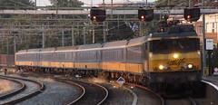 NS, Zutphen, IC Loco 1761 Hauled Service