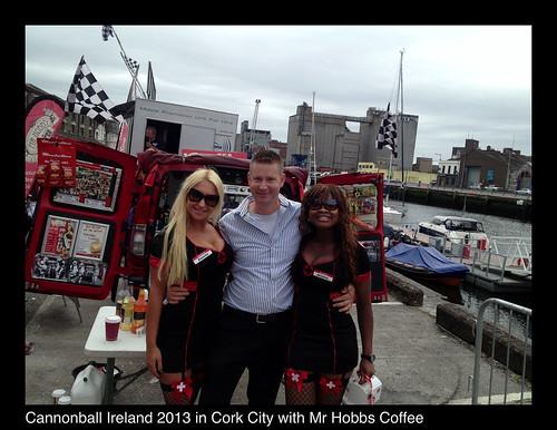 Flickriver: Photoset 'Mr Hobbs Coffee Girls on Cannonball
